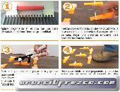 Repuesto Kit nivelador de pisos porcelanatos