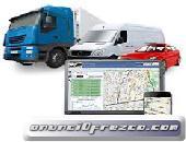 GPSs con plan para control y gestión de flotas