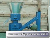 Maquina Meelko para pellets con madera 230 mm PTO 120-200 kg/h - MKFD230P