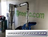 Meelko Molino triturador de biomasa a martillo electrico hasta 1500kg -MKH500C