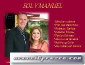 Cantantes para tu fiesta Sol y Manuel