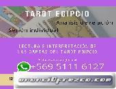 Tarot Egipcio. Análisis de relaciones