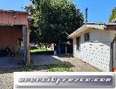 Se vende Casa + 6 Cabañas en Valdivia, sector de alta plusvalía
