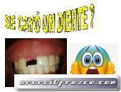 Prótesis dentales removibles inmediatas