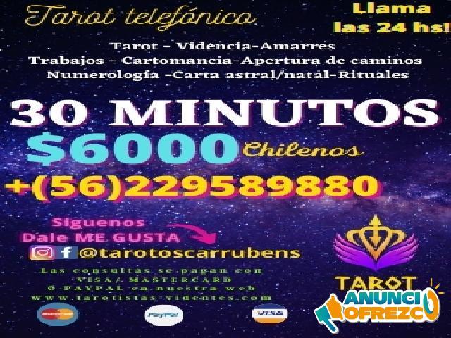 TAROT BARATO CONSULTA TELEFONICA